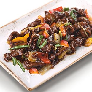 Говядина в шанхайском соусе