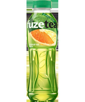 Fuzetea  зеленый чай цитрус 0,5л
