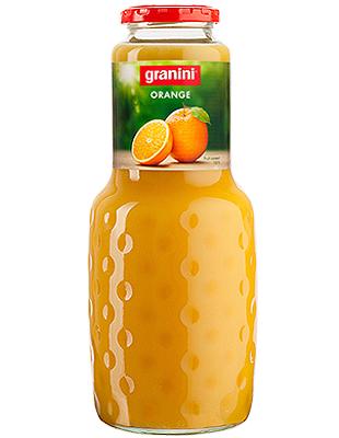 Сок Granini апельсиновый 0,25л