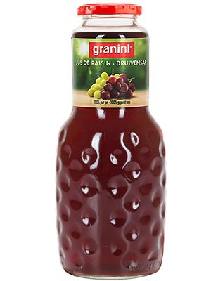 Сок Granini виноградный 0,25л