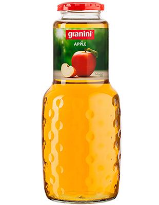 Сок Granini яблочный 0,25л