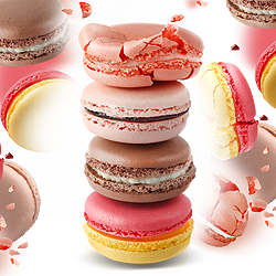 """Пирожные """"Macarons"""""""