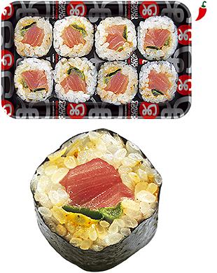 Spicy Kunsei maki