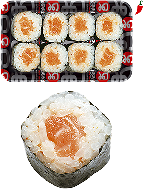 Spicy Syake maki