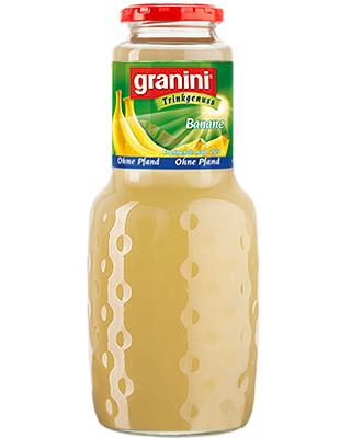 Нектар Granini банановый 0,25л