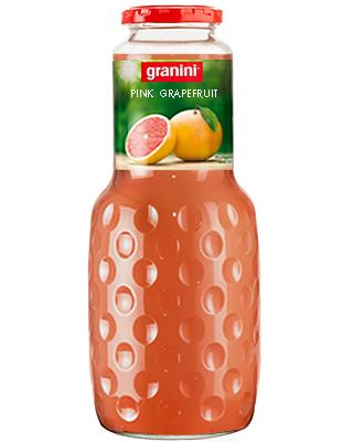 Granini pink grapefruit nectar