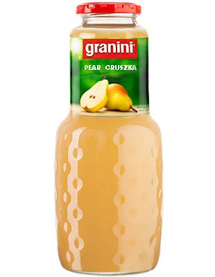 Нектар Granini грушевый 0,25л