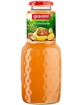 Нектар Granini мультифрукт 0,25л