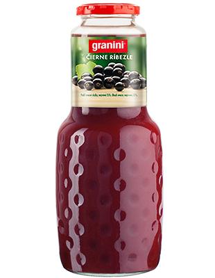 Нектар Granini черно-смородиновый 0.25л