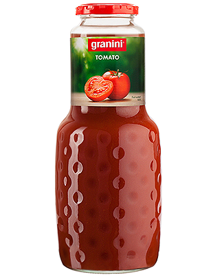 Сок Granini томатный 0,25л