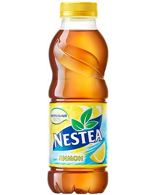 Nestea with lemon flavor