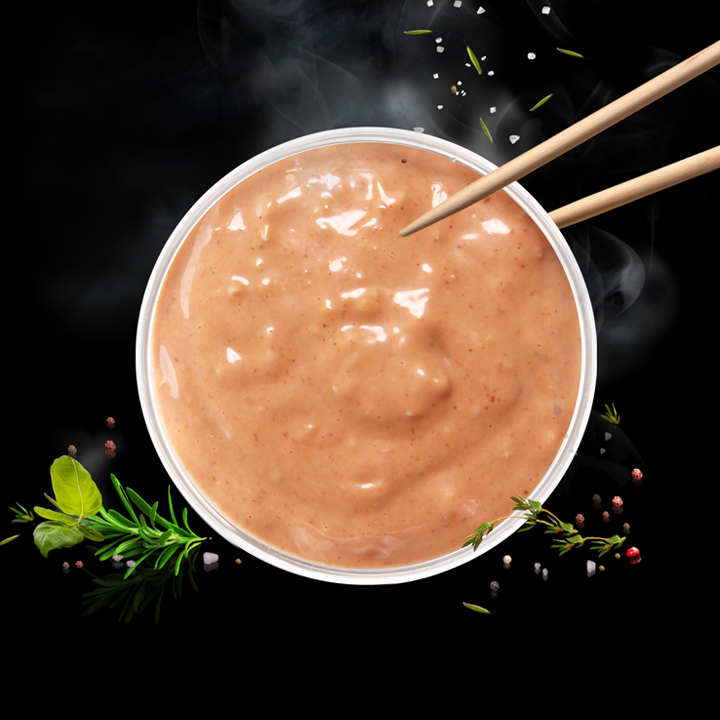 3S 2.Mayonnaise Hoisin sauce 40 g.