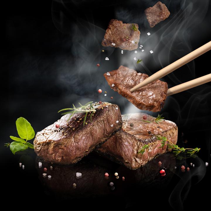 2S 1.Beef 50 g.