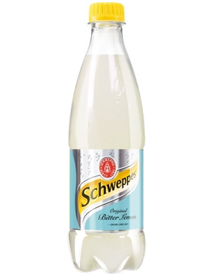 Швеппс Биттер Лемон 0,5л
