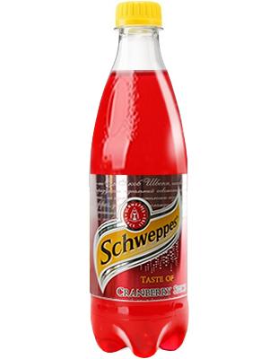 Schweppes Cranberry Spice