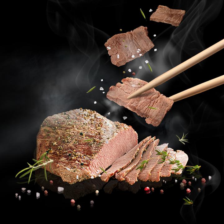2S 1.Beef 30 g.